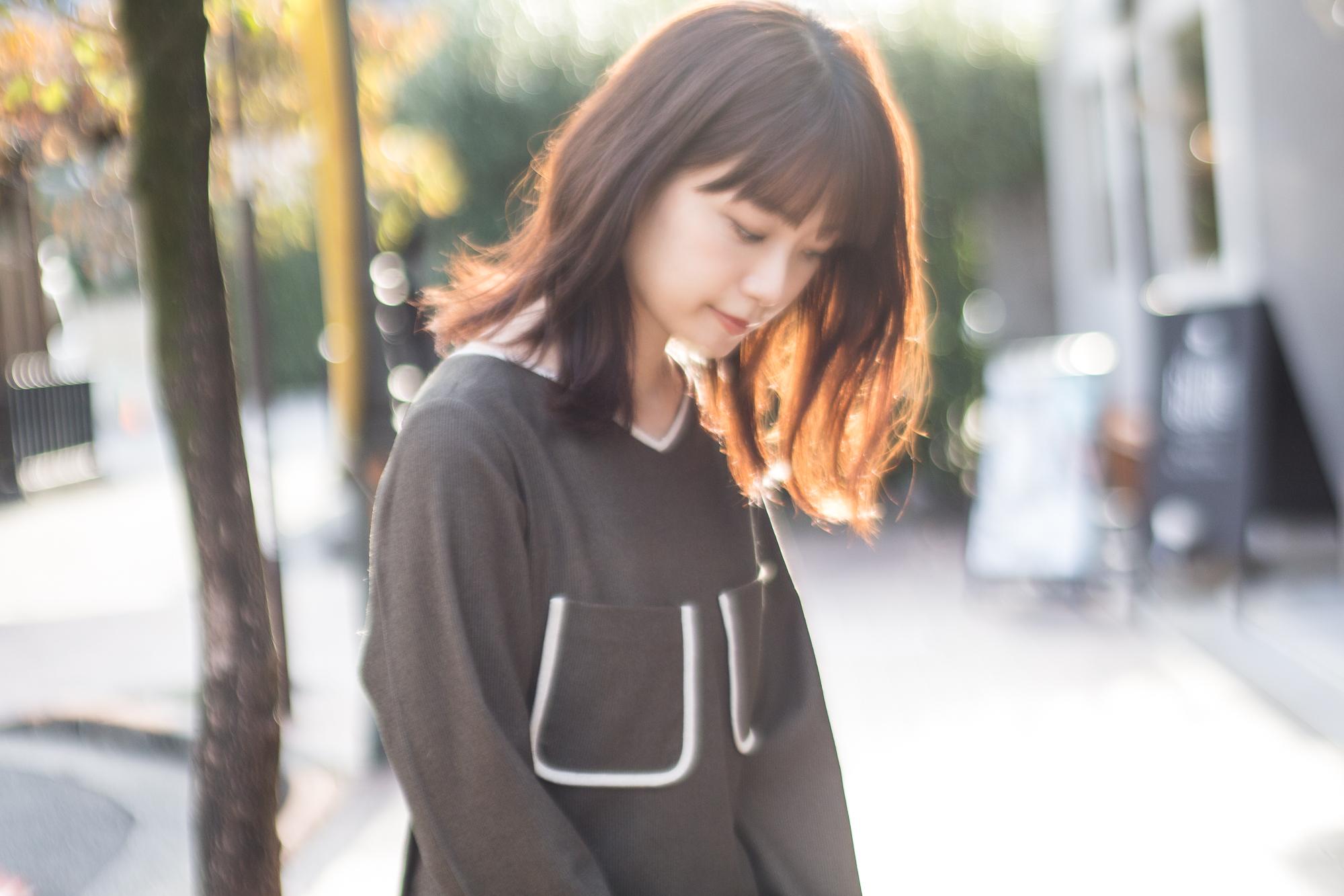 深川麻衣「ダメ元でいいから挑戦する」俳優一本への決意の裏側(フォトギャラリー)