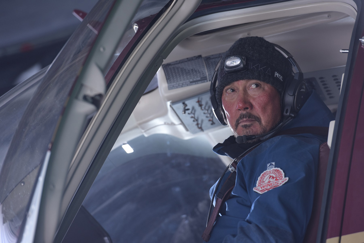 『M:I- 2』プロデューサーが役所広司を指名した理由 映画『オーバー・エベレスト』対談