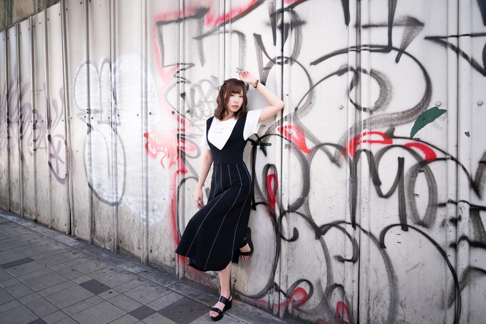 秋葉原にもストリートアートがあるんですよ〜!