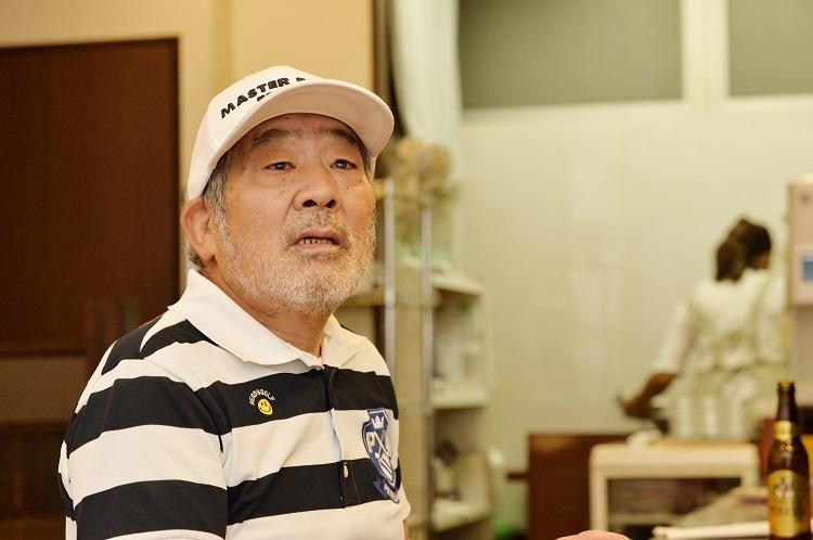 田辺年男シェフ