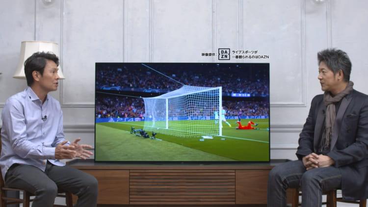 ドラマも映画もスポーツも! 大画面テレビで幅が広がるネット動画の楽しみ方