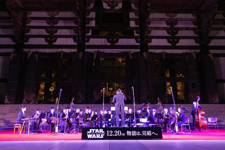 吹奏楽団「源-Minamoto-」はスター・ウォーズ楽曲の演奏でファンにも広く知られる