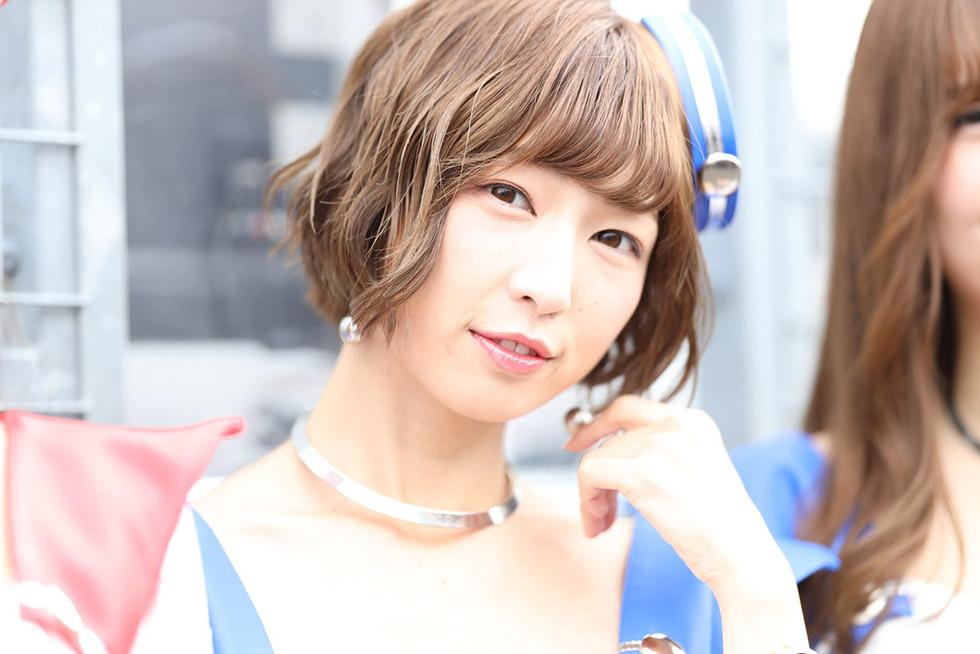 清瀬まちさん(KOBELCO GIRLS 2019)