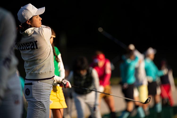 企業対抗レディスゴルフトーナメント