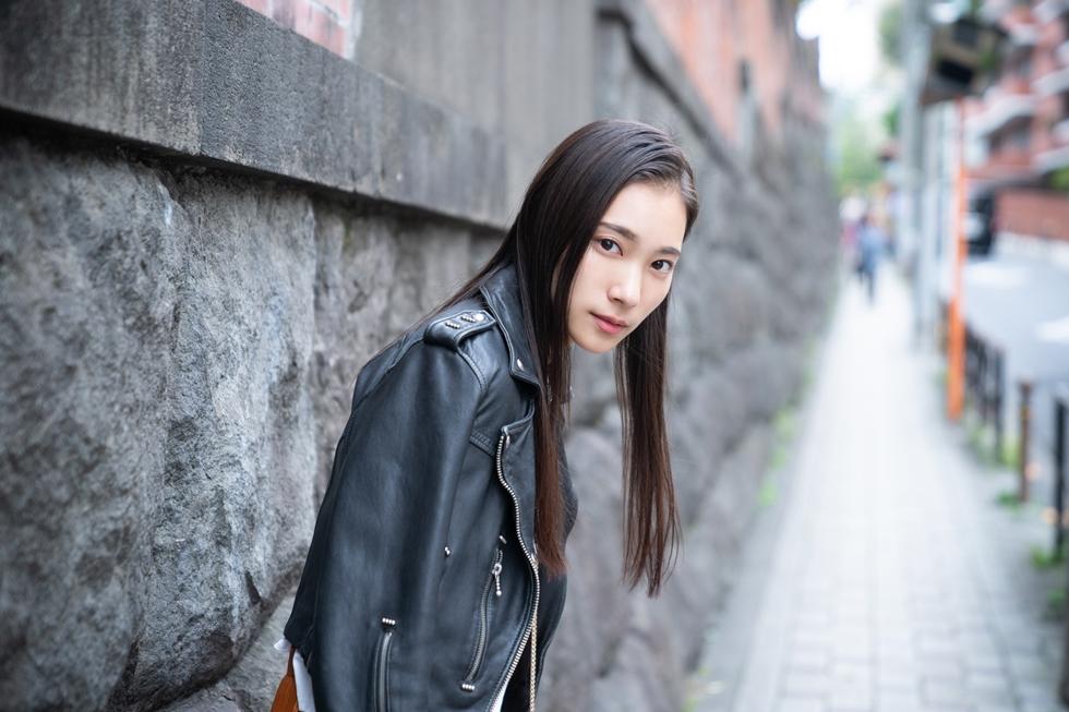 モデルの横川莉那さんと歩いた上野 バレエに打ち込んでいた彼女の思い出の場所