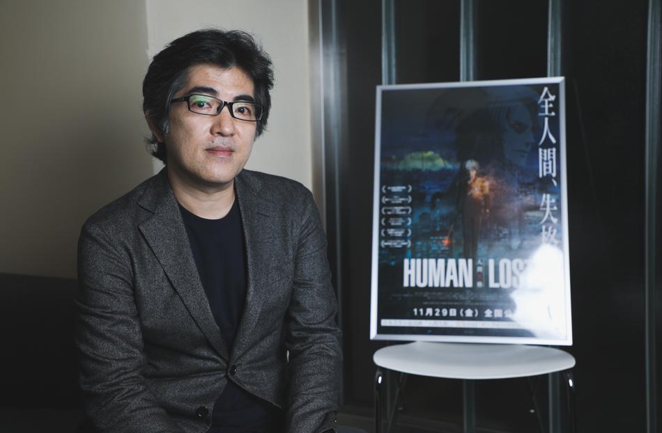 『バジリスク』の木﨑文智、6年ぶり監督作品『HUMAN LOST 人間失格』で見せた表現のこだわり