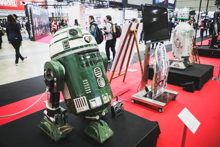 ポップカルチャーの祭典が開幕 「東京コミコン」初日の会場をギャラリーで