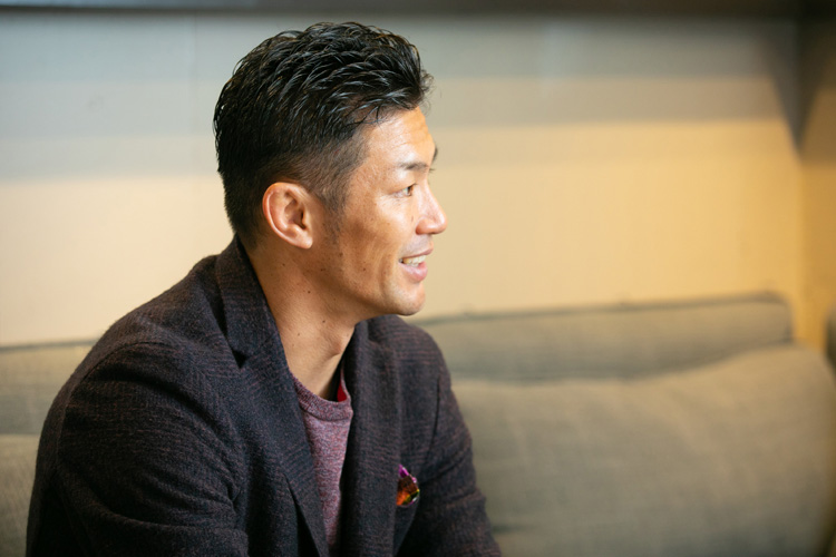 ラガーマンから起業家へ、新たな世界へ挑戦するカギは「キャプテンシー」 元ラグビー日本代表 廣瀬俊朗の視線