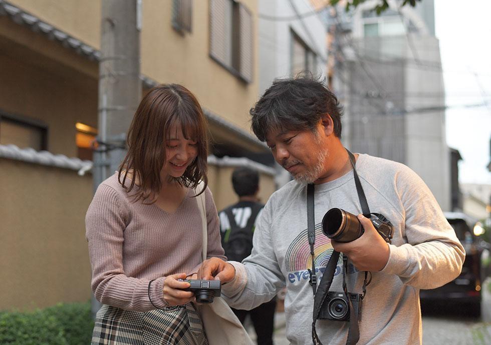 花柳さんと高橋さん