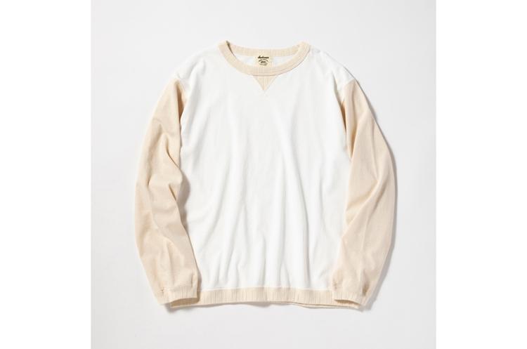 Rib L/S T-Shirt