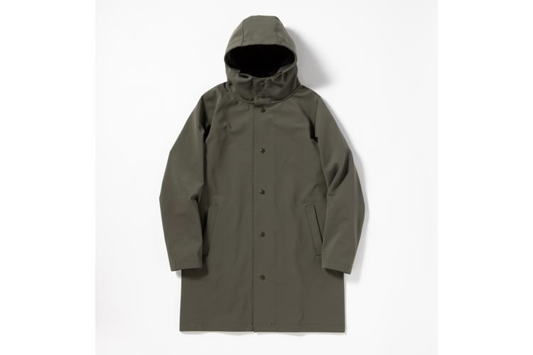 High-density Jersey Coat