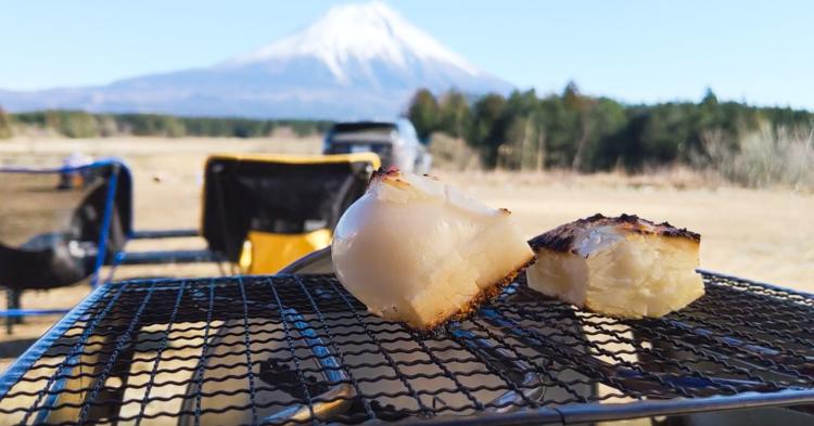 """初日の出を富士山が見えるキャンプ場で迎える """"年越しキャンプ""""の魅力"""