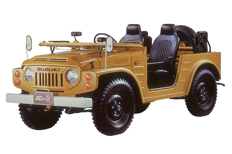 76年には550ccに排気量が拡大された
