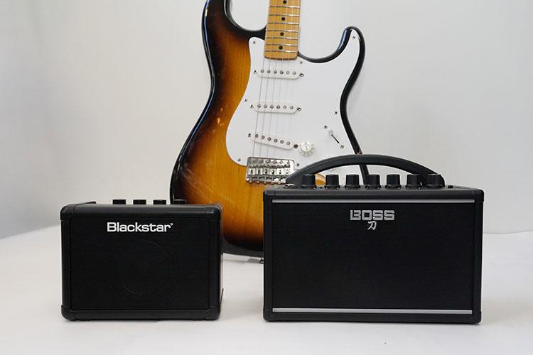 エレキギター 練習環境はどうする? 話題のWAZA-AIR、マルチエフェクター……