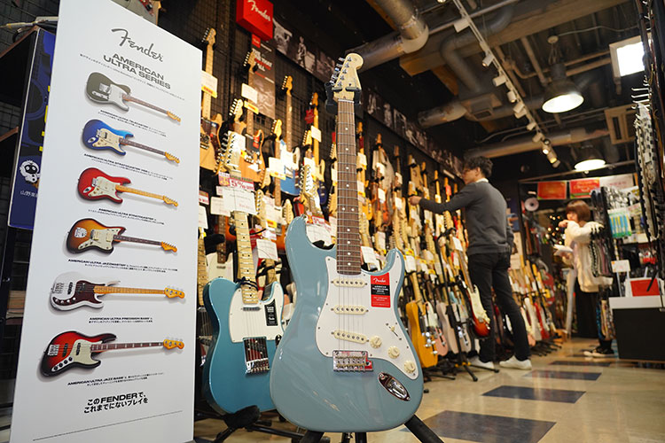 〈ギターを弾こう〉前編:見た目! 直感? 自分に合ったエレキギターの選び方