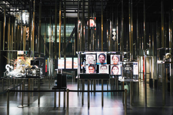 自然と計算機の境界が溶けていく未来に思いを巡らせる 日本科学未来館に落合陽一氏総合監修の新常設展示がオープン