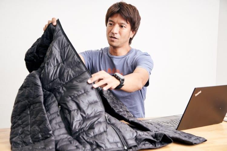 パタゴニアでカテゴリマーケティングを担当する八木康裕さんは、熱心なトレイルランナーでもある