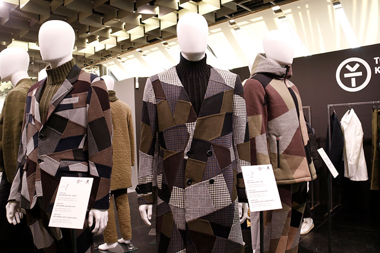 「TOKYO KNIT」が展開したANREALAGE森永邦彦のカプセルコレクション