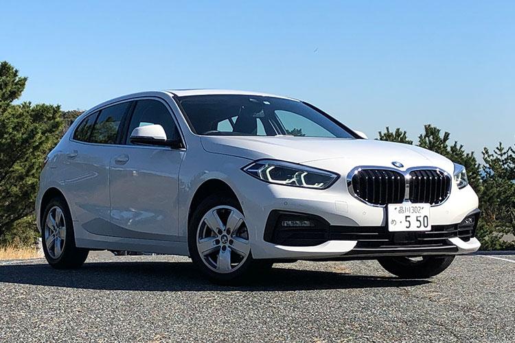 前輪駆動化されてもスポーティー 新BMW118iに試乗