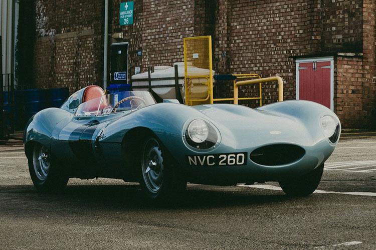 1956年にレースに出たショートノーズと呼ばれる仕様