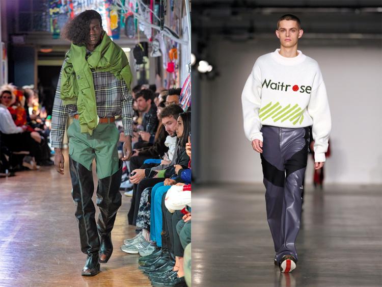 黒人や中国人デザイナーの存在感。20年秋冬ロンドン・メンズコレクション