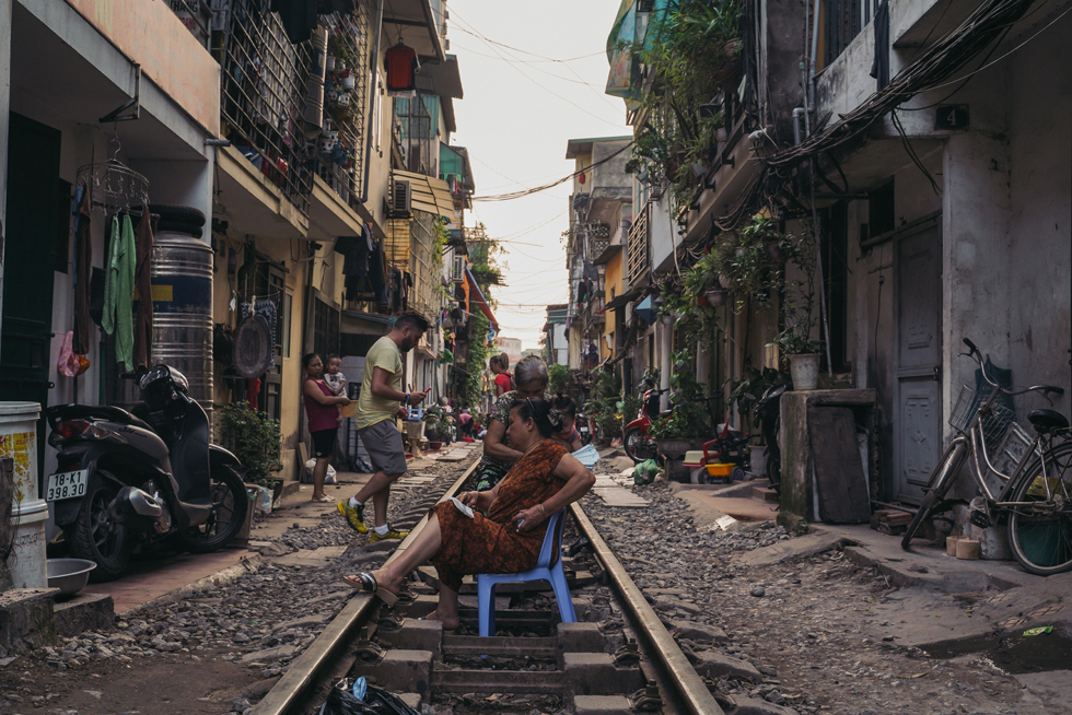 神々しい自然から活気あふれる雑踏まで 被写体に困らないベトナム・ハノイ