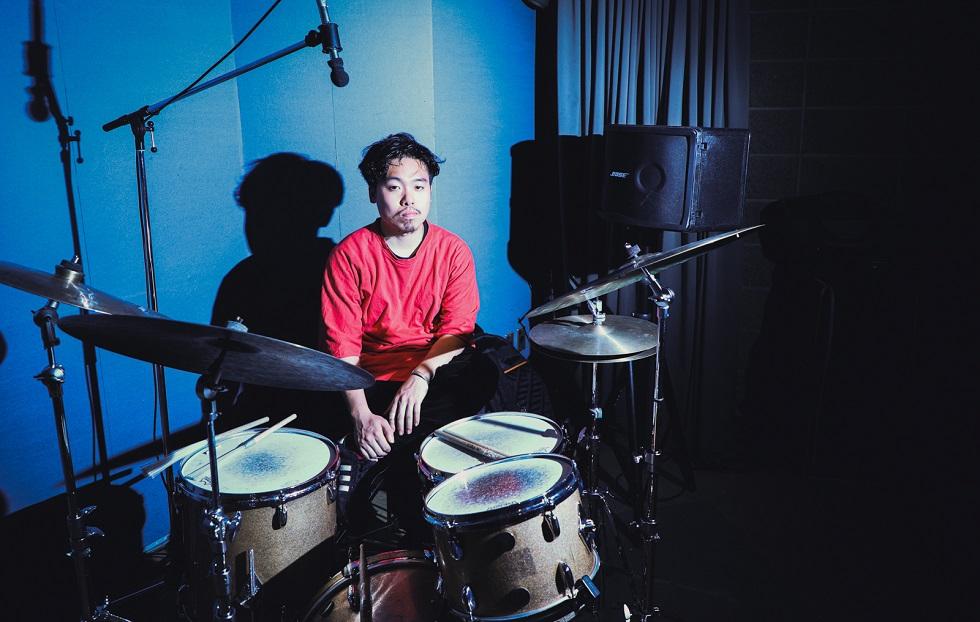 音楽に生きる石若駿 ドラムはコミュニケーションツール