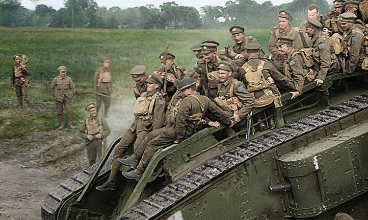 最前線の兵士たちの日々と思い 第1次世界大戦のドキュメンタリー映画『彼らは生きていた』劇場鑑賞券プレゼント