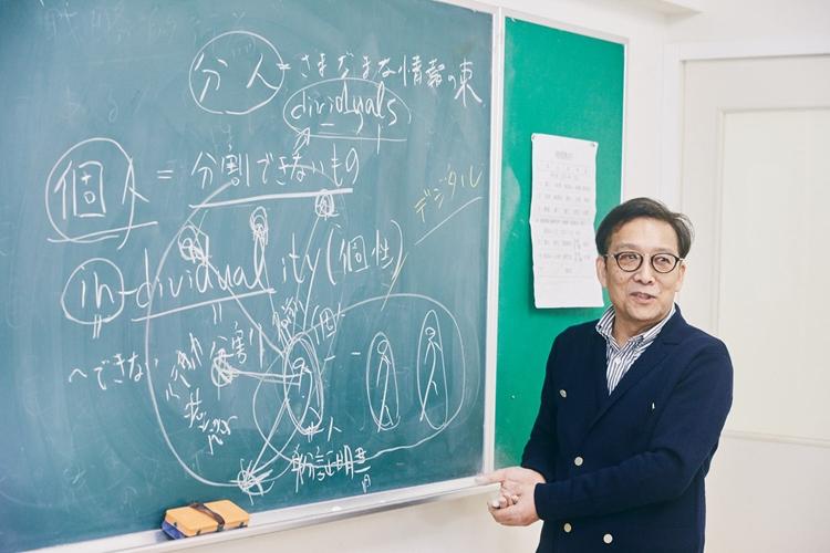「努力して練習する姿を見せたくない」と語る市川美織さんに、岡本裕一朗教授が送ったアドバイスとは