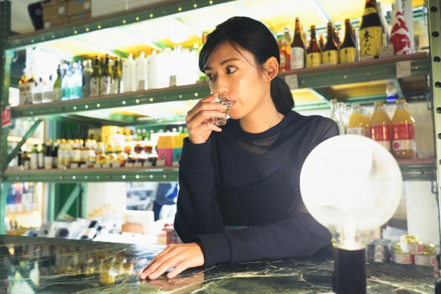 五反田で40種の日本酒に酔いしれて「桑原商店」