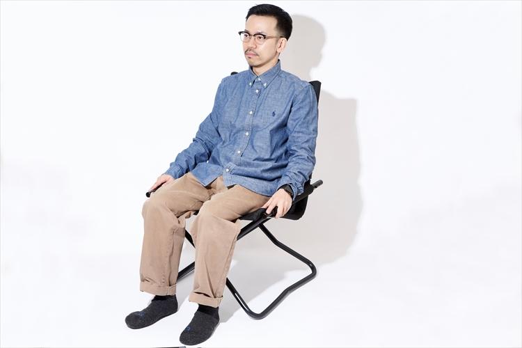 巨匠デザイナーが手がけた名作家具をアウトドア仕様にカスタムしたOnway「Chair-X」