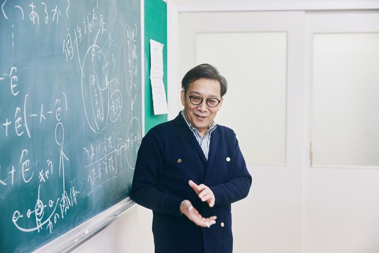 「キャラクター」に悩むタレントの市川美織さんが、哲学者・岡本裕一朗教授に人生相談