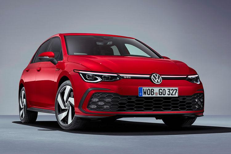 8世代目の「VWゴルフGTI」(180 kW/245ps)はYouTubeでデビュー(Volkswagen)