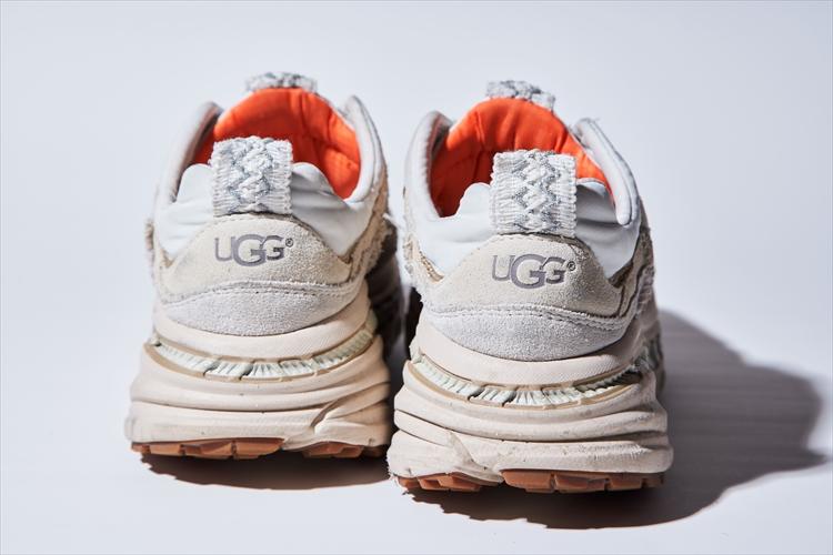 裏原宿から日本のスニーカー界を盛り上げた女性が推薦 シープスキンブーツの「UGG®(アグ®)」初 の高性能ファッションスニーカー