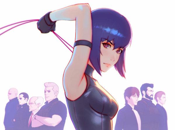 『攻殻機動隊 SAC_2045』のキャラクターデザインに込めた愛とこだわり―— イリヤ・クブシノブ