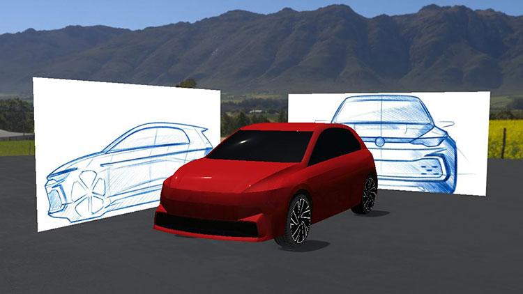 3Dの精度があがりスケールモデル(模型)がなくてもイメージがつかみやすくなった