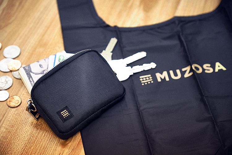 「エコバッグ记れた!」が防げる? 足軽に持ち運べる多機能ケース「MUZOSA」をプレゼント