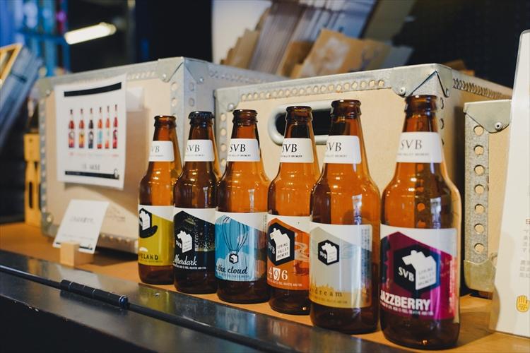 お土産で購进できるSVBのビール