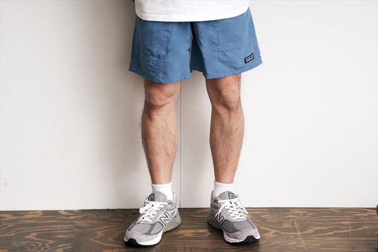 「バギーズ・ロング」はオリジナルモデルであるバギーズショーツよりも丈が2インチ(約5センチ)ほど長い