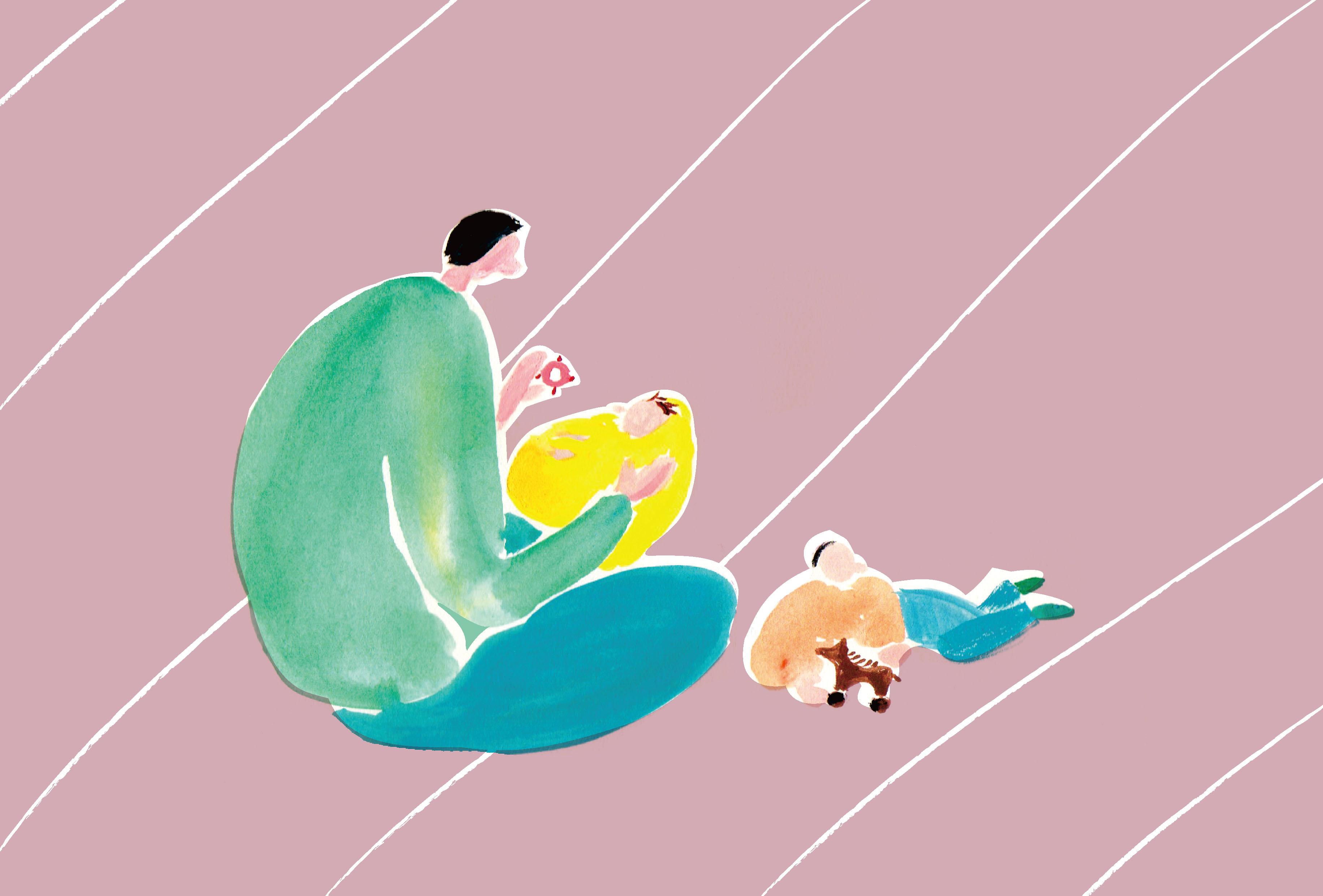 「家事育児に協力的なパートナーがいること」はちっとも当たり前じゃない