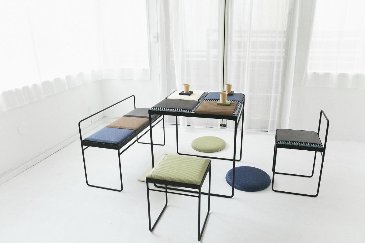 モダンな室内に調和する畳 KORI-SHOW PROJECTが切り開く「日本の美意識に触れる暮らし」