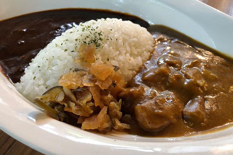 いつまでも変わらない深い味わいのハイカラビーフカレー「日比谷松本楼」(東京・日比谷)