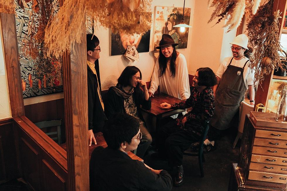 佐藤タイジ、中村佳穂らを支える腕利き集団・egoistic 4 leavesが選ぶ愛の5曲