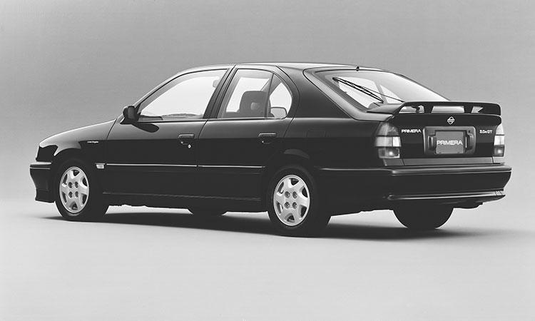 91年に日本導入された英国生産の5ドア2.0e GT