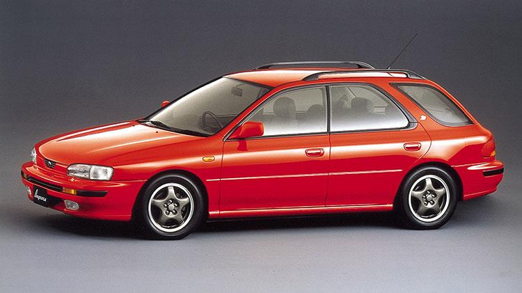 1.8Lの「HX edition S」(写真は96年モデル)