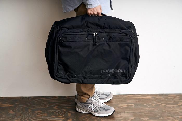 30年間アップデートを重ねた銘品 パタゴニアの大型3WAYバッグ「トレス・MLC 45L」