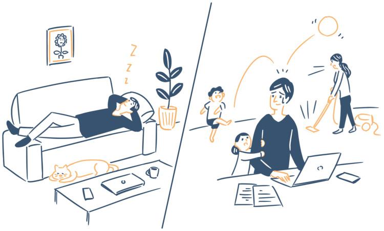 """在宅勤務で""""働きすぎ""""が増加 「自己管理能力」を高めるために取り入れるべき20分の朝トレ"""