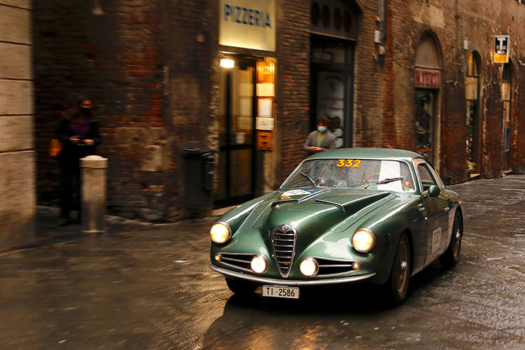 1955年アルファロメオ 1900 SSZ