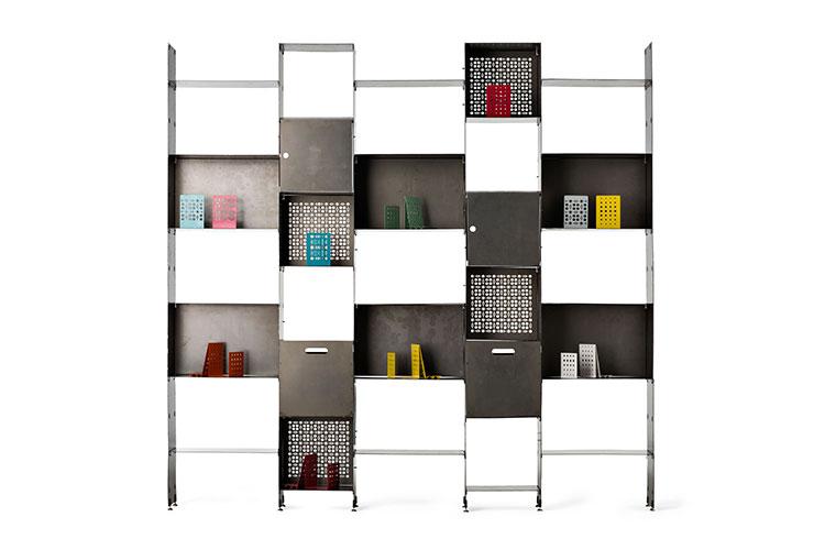 スチールにデザインのぬくもりを――イタリア家具「タンボリーノ」の世界