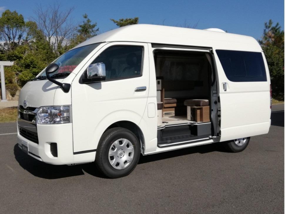 争奪戦必至! 松坂屋の新春福袋にキャンピングカーが登場 お値打ちの特別仕様車